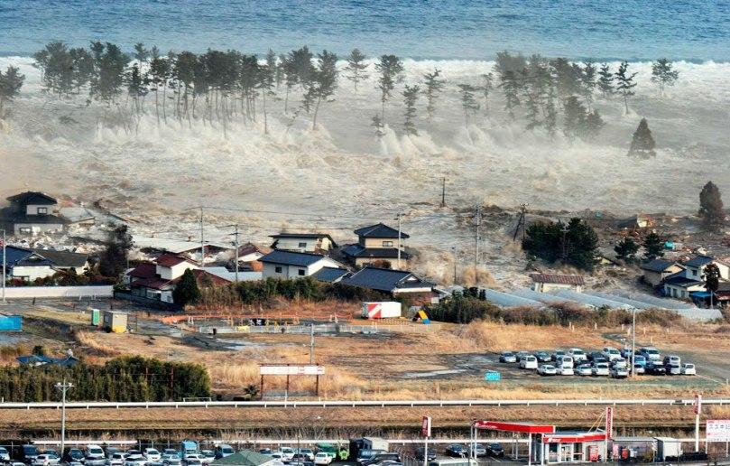 Tsunami de Japón 2011